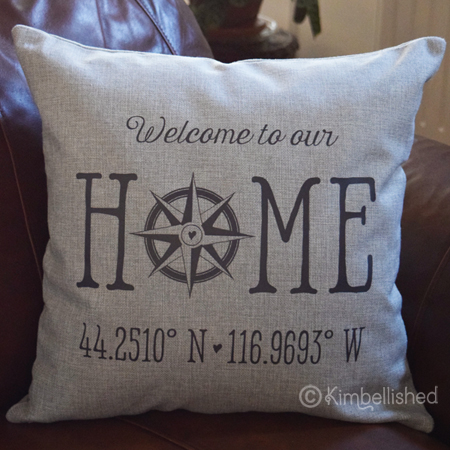 HOME Coordinates - Light Gray