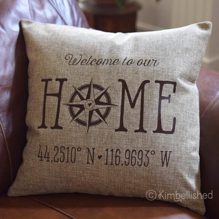 HOME Coordinates - Natural Linen