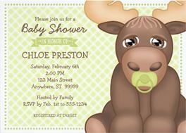 Baby Moose - Boy