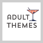 Birthday Adult Themes