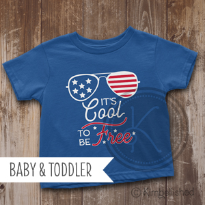 Cool to be Free - Royal Blue - Baby & Toddler