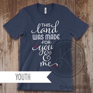 This Land - Navy - Youth